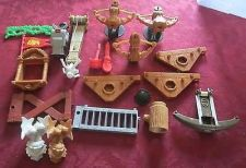 Buy 20 Pieces Fisher Price Imaginext Battle Castle Weapons & Accessories