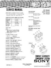 Buy Sony MHC-5500 Service Manual by download Mauritron #232228