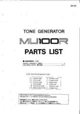 Buy JVC MT8X PCB1 C Service Manual by download Mauritron #252243