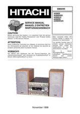 Buy Hitachi AXM5E Service Manual by download Mauritron #263335
