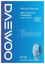 Buy Daewoo. SM_DSB-G075_G095_G125_G185LH_(E). Manual by download Mauritron #213355