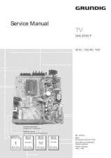 Buy GRUNDIG CUC2020F SERVICE I by download #105593