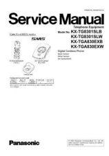 Buy Panasonic KX-TG8321GB KX-TG8321GM KX-TG8321GS KX-TG8322GB KX-TG8322GS KX-TG8323GB KX-