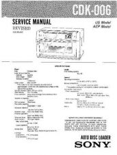 Buy Sony CDP-338ESD Service Manual by download Mauritron #244125