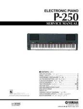 Buy Yamaha P1600-P3200-P4500 Parts2 C Manual by download Mauritron #258415
