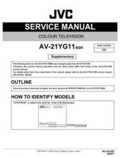Buy JVC AV-21L11 Service Manual Schematic Circuit. by download Mauritron #269566