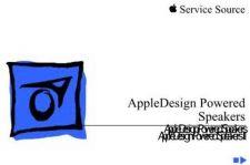 Buy APPLE APPLEDESIGN_POWERED_SPEAKER by download #100379