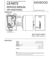 Buy KENWOOD LS-N373 Technical Information by download #118782