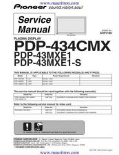 Buy Pioneer PDP505PE by download Mauritron #235156