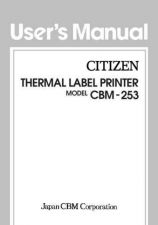 Buy CITIZEN CBM253UME_06 Service Info by download #100915