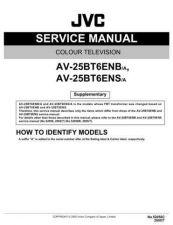 Buy JVC AV-21L81B (-BK) Service Manual Schematic Circuit. by download Mauritron #269574