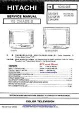 Buy Sony C21EF35NB25-CB5159-5959 Service Manual by download Mauritron #236943