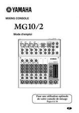 Buy Yamaha MG10 2F Operating Guide by download Mauritron #248703