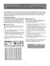 Buy Yamaha EX7E3 Operating Guide by download Mauritron #247902