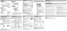 Buy Kenwood B60-4271-00 Operating Guide by download Mauritron #220863