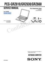 Buy Sony PCG-GR250GR250KGR250P.270-290 Service Manual. by download Mauritron #24331