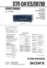 Buy Sony STR-DA4ESDA7ESVA333ES Service Manual. by download Mauritron #245059