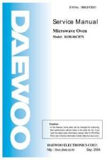 Buy Daewoo R86CH7S001 Manual by download Mauritron #226586