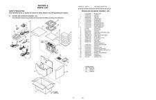 Buy JVC GR-DVM76PARTS Service Manual Schematic Circuit. by download Mauritron #270722