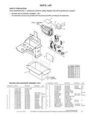 Buy JVC GR-FXM39E GR-FXME PART SERVICE MANUAL by download Mauritron #220111