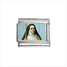 Buy St Monica Patron Saint 9mm Italian Charm