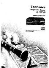 Buy Panasonic SLPD348 Operating Instruction Book by download Mauritron #236496
