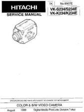 Buy Hitachi VKC370U Service Manual by download Mauritron #264601