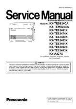 Buy Panasonic KX-TG7301HGB KX-TG7301HGS KX-TG7302HGS KX-TGA731FXB KX-TGA731FXS by downloa