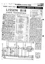 Buy LISSEN 8118 SERVICE IN by download #106214