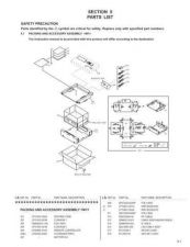 Buy JVC HR-DVS3Upart Service Manual Schematic Circuit. by download Mauritron #270970