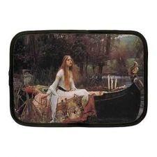 Buy The Lady Of Shallot Art Neoprene 10 Inch Netbook Case