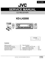 Buy JVC KD-LH2000 by download Mauritron #271431