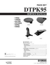 Buy JVC DTPK95C1 Service Manual by download Mauritron #250586