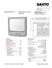 Buy Fisher DS27820(SM780080-00) Service Manual by download Mauritron #215507
