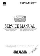 Buy AIWA 09-996-333-4R2 Service Informat by download #107601