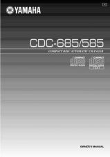 Buy Yamaha CDC-735 Operating Guide by download Mauritron #246977