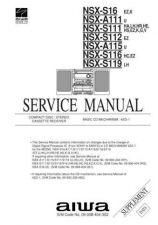 Buy AIWA NSX-S116 HC,EZ by download #100189