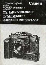 Buy CANON WINDERF FD CAMERA INSTRUCTIONS by download #118474