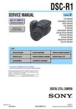 Buy Sony DSC-S40 Service Manual by download Mauritron #231923