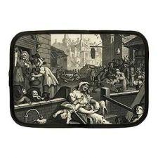 Buy Gin Lane Hogarth Art Neoprene 10 Inch Netbook Case