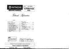 Buy Hitachi TK-3268E Service Manual by download Mauritron #264360