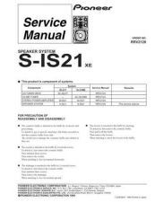 Buy PIONEER R2128 Service I by download #106456