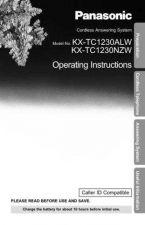 Buy Panasonic KXTC1871 Operating Instruction Book by download Mauritron #236076