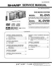 Buy Sharp. XLDV50 Manual by download Mauritron #212133