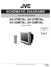 Buy JVC AV-29RX(C) Service Manual Schematic Circuit. by download Mauritron #269814
