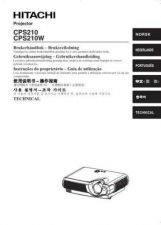 Buy Hitachi CP1432RY NO Manual by download Mauritron #224571