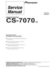 Buy PIONEER R2072 Service I by download #106400