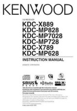 Buy Kenwood KDC-MP828 by download Mauritron #222084