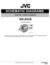 Buy JVC GR-X5US Service Manual. On by download Mauritron #270875