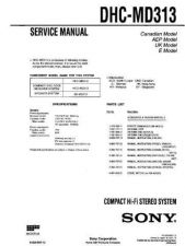 Buy Sony D-NF420NF421 Service Manual by download Mauritron #240093